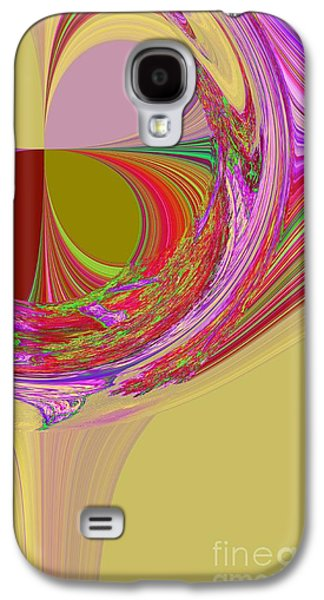 Color Symphony Galaxy S4 Case