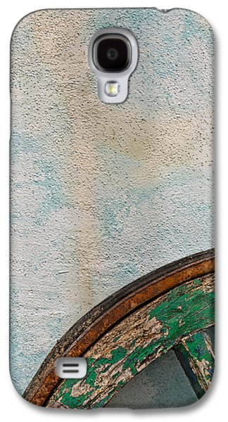 Color Wheel Galaxy S4 Case by Peter Tellone