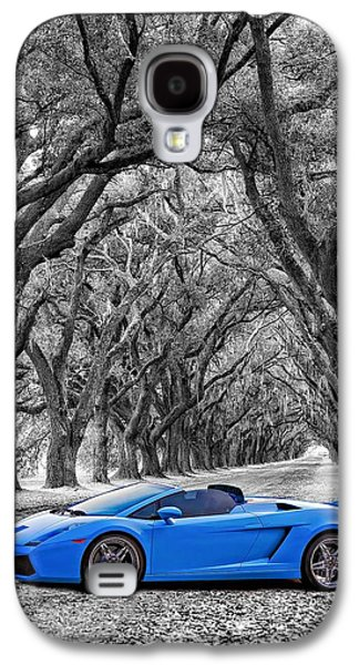 Color Your World - Lamborghini Gallardo Galaxy S4 Case by Steve Harrington