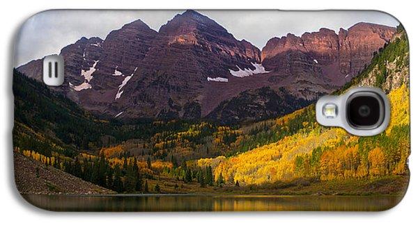 Colorado 14ers The Maroon Bells Galaxy S4 Case