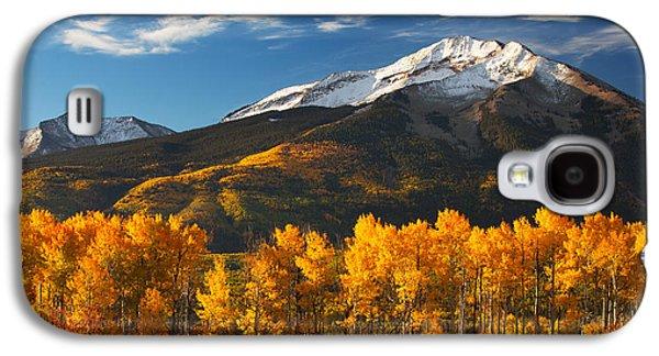 Colorado Gold Galaxy S4 Case