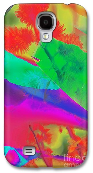 Colorful Galaxy S4 Case by Kathleen Struckle