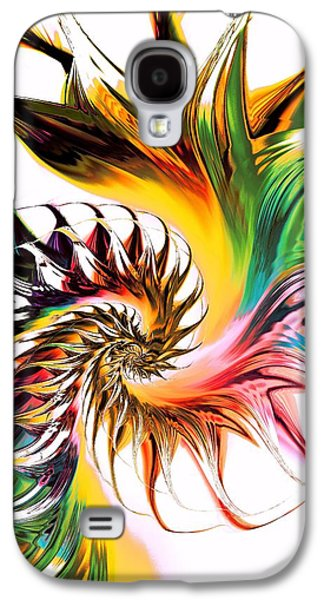 Colors Of Passion Galaxy S4 Case by Anastasiya Malakhova