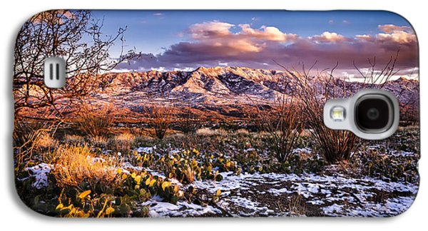 Colors Of Winter Galaxy S4 Case