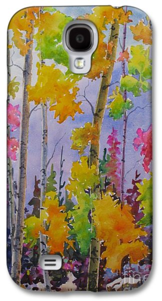 Colours Of Fall Galaxy S4 Case by Mohamed Hirji