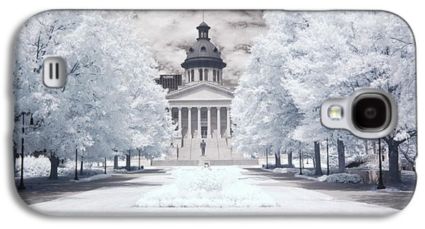 Columbia South Carolina Infrared Landscape  Galaxy S4 Case