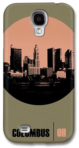 Columbus Circle Poster 1 Galaxy S4 Case