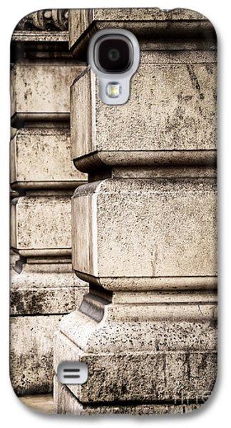 Columns Galaxy S4 Case by Elena Elisseeva