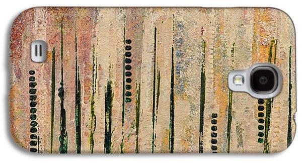 Columns Galaxy S4 Case by Moon Stumpp