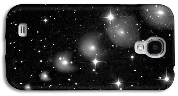 Comet 29p Schwassmann-wachmann Galaxy S4 Case by Damian Peach