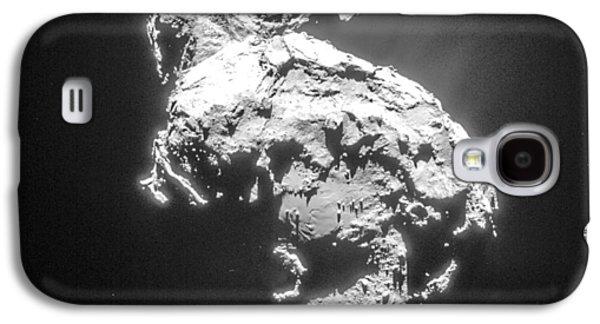 Comet 67pchuryumov-gerasimenko Galaxy S4 Case by Science Source