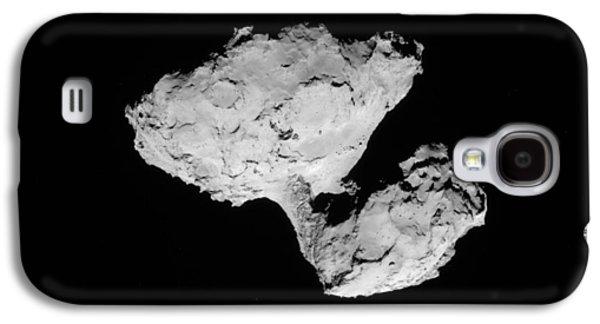 Comet Churyumov-gerasimenko Galaxy S4 Case by Science Source