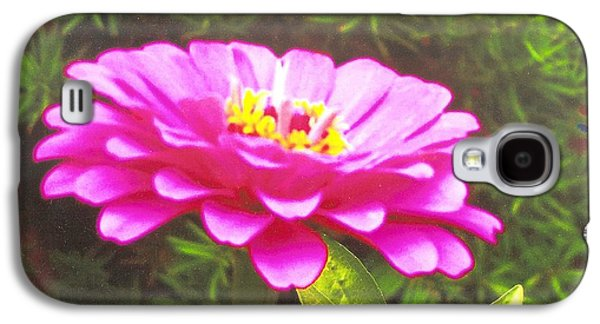 Coming In For A Landing   Warm Pink Galaxy S4 Case by Rod Ismay