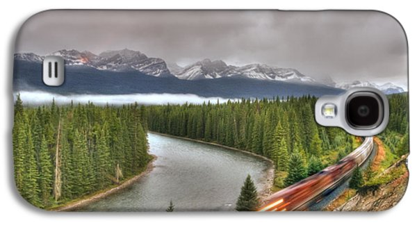 Coming 'round The Bend' Galaxy S4 Case