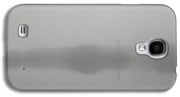Companions Through The Fog Galaxy S4 Case by Kunal Mehra