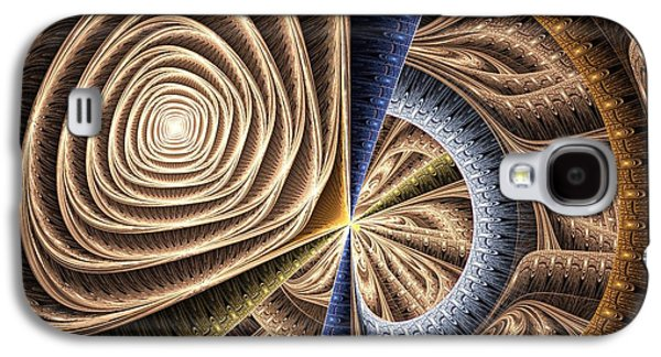 Complexity Galaxy S4 Case by Anastasiya Malakhova
