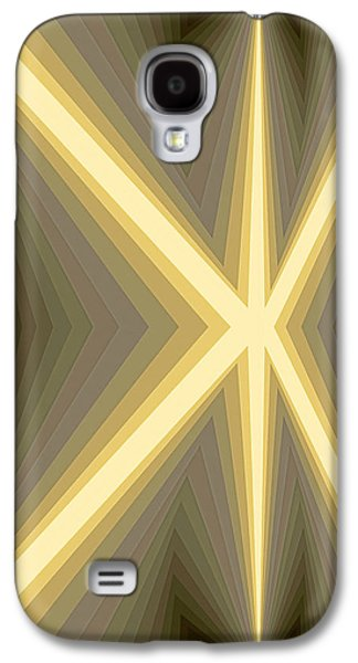 Composition 111 Galaxy S4 Case by Terry Reynoldson