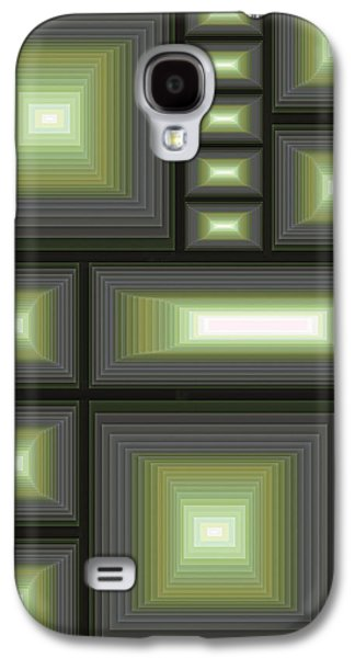 Composition 113 Galaxy S4 Case by Terry Reynoldson