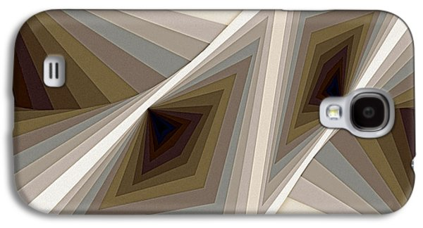 Composition 124 Galaxy S4 Case by Terry Reynoldson