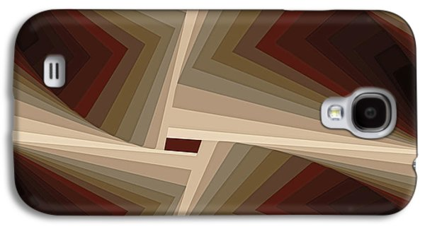 Composition 162 Galaxy S4 Case by Terry Reynoldson