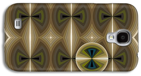 Composition 181 Galaxy S4 Case by Terry Reynoldson