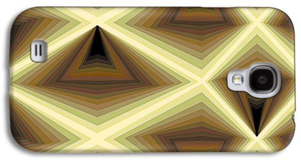 Composition 232 Galaxy S4 Case by Terry Reynoldson
