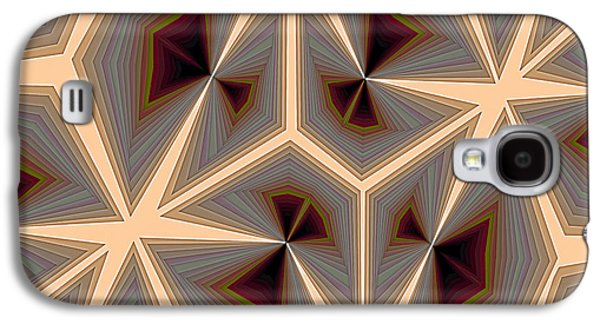 Composition 234 Galaxy S4 Case by Terry Reynoldson