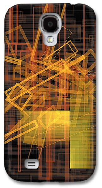 Composition 26 Galaxy S4 Case by Terry Reynoldson