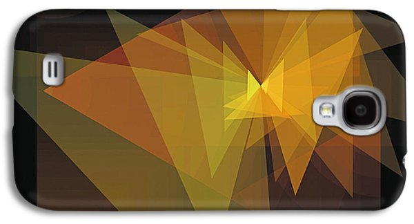 Composition 28 Galaxy S4 Case by Terry Reynoldson