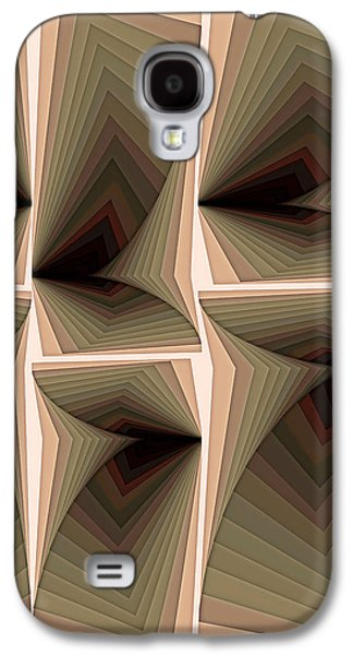 Composition 282 Galaxy S4 Case by Terry Reynoldson