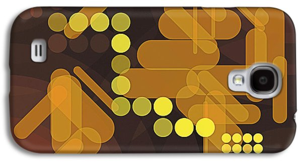 Composition 38 Galaxy S4 Case by Terry Reynoldson