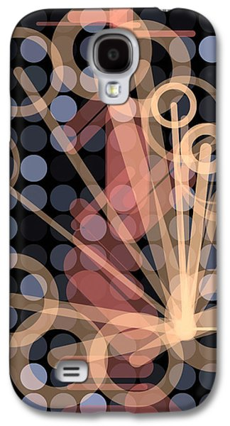 Composition 41 Galaxy S4 Case