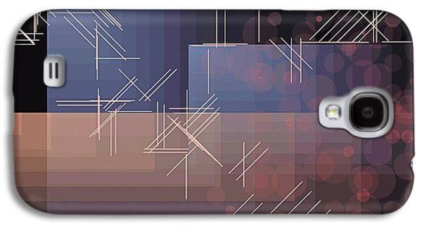 Composition 47 Galaxy S4 Case by Terry Reynoldson
