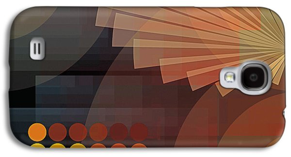 Composition 51 Galaxy S4 Case by Terry Reynoldson