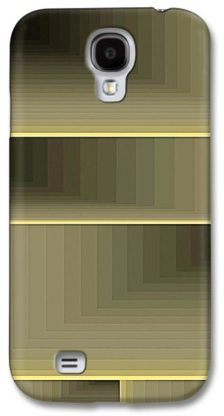 Composition 67 Galaxy S4 Case by Terry Reynoldson