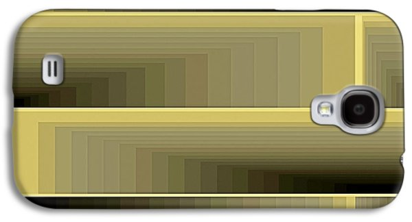 Composition 79 Galaxy S4 Case by Terry Reynoldson
