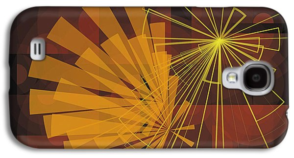 Composition16 Galaxy S4 Case by Terry Reynoldson