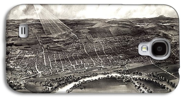 Concord - New Hampshire - 1899 Galaxy S4 Case by Pablo Romero