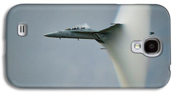 Jet Galaxy S4 Case - Cone by Darek Siusta