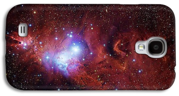 Cone Nebula And Christmas Tree Cluster Galaxy S4 Case by Robert Gendler