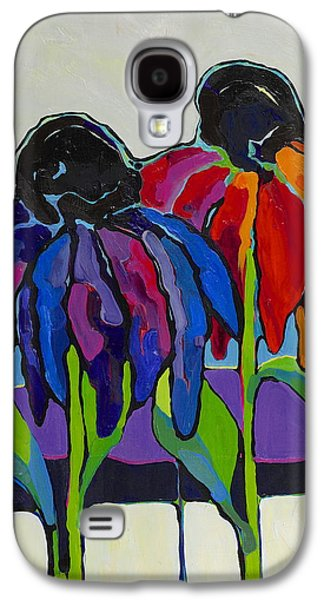 Coneflower Galaxy S4 Case by Jessi West Lundeen
