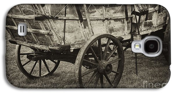 Conestoga Wagon Galaxy S4 Case by Paul W Faust -  Impressions of Light