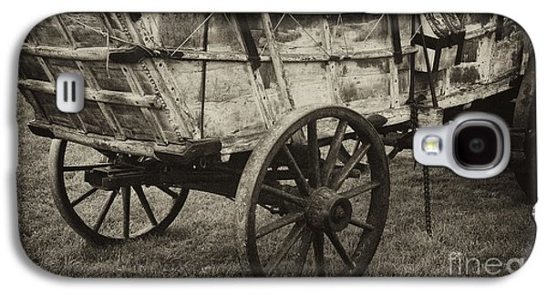 Conestoga Wagon Galaxy S4 Case