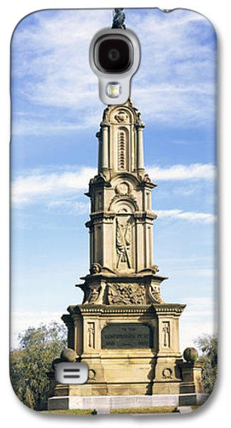 Confederate Memorial In Forsyth Park Galaxy S4 Case by Panoramic Images