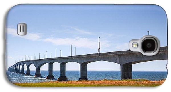 Confederation Bridge Galaxy S4 Case by Elena Elisseeva