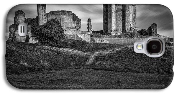 Conisbrough Castle Doncaster Galaxy S4 Case