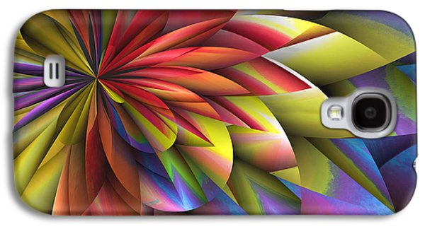 Conservatory Rendezvous Galaxy S4 Case by Wendy J St Christopher