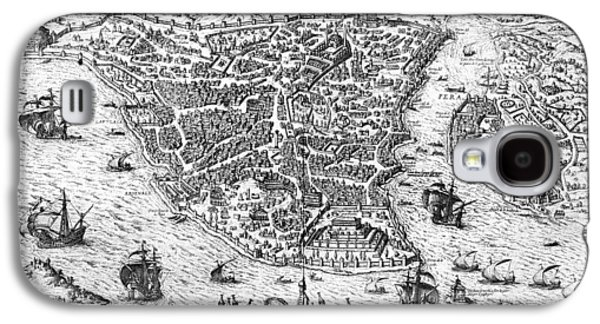 Constantinople, 1576 Galaxy S4 Case by Granger