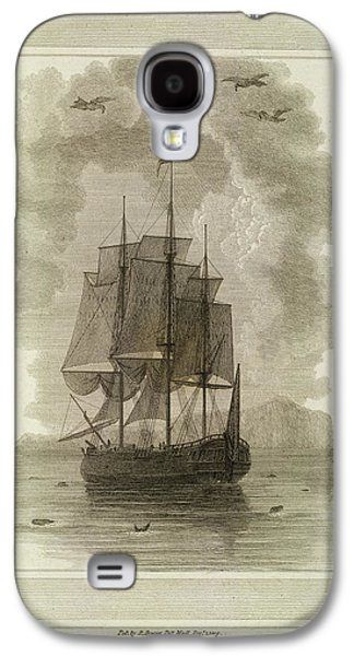 Contagion Galaxy S4 Case by British Library
