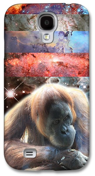 Contemplating Multiple Universes Galaxy S4 Case